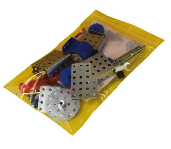 Metaalbouwdoos - generator