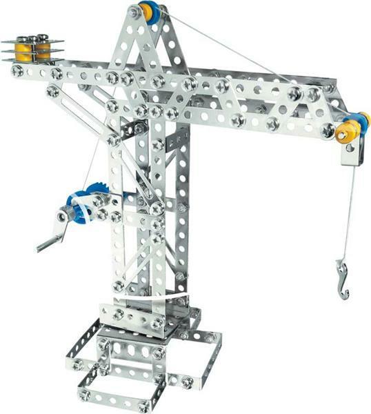 Metaalbouwdoos - hijskraan / ophaalbrug / windmole