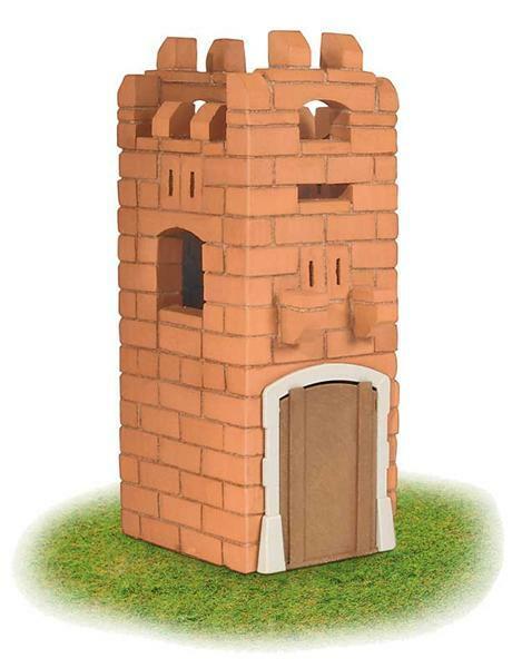 Bouwsteendoos kasteel klein