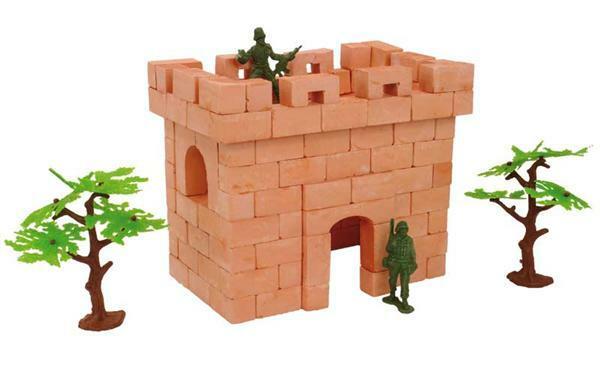 Briques de constructions - Château