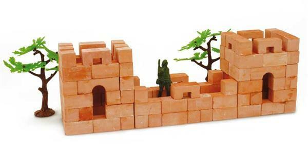 Briques de constructions - Tours et ponts