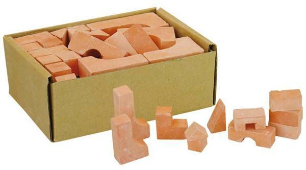 Briques de constructions