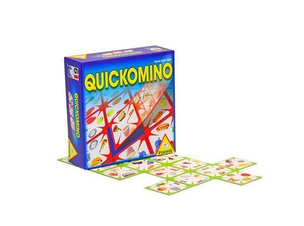 Legespiel Quickomino