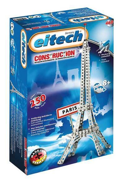 Constructions métalliques - Tour Eiffel