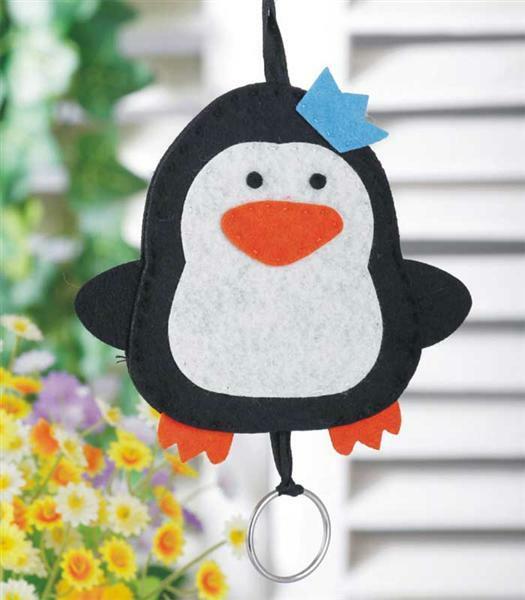 Knutselset vilt, pinguïn
