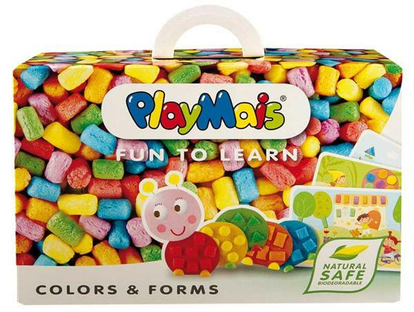 PlayMais - Fun to learn, colors & forms