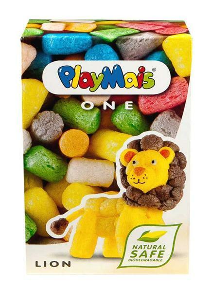 PlayMais - One Lion