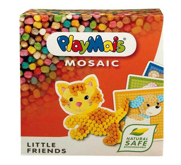 PlayMais - Mosaïc, Little Friends