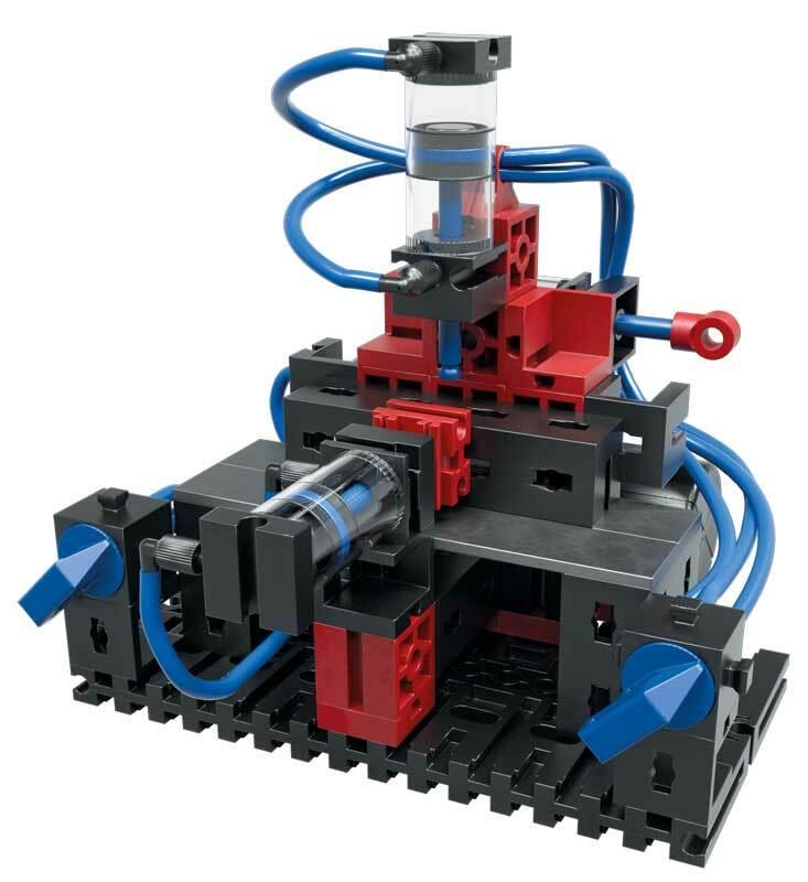 Technik Bausatz - Pneumatic Power