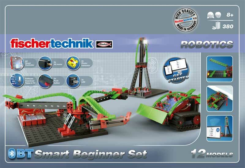 Technic bouwdoos - BT Smart beginnerset