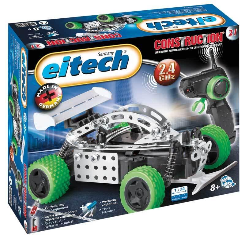 Metallbaukasten - Speed Racer