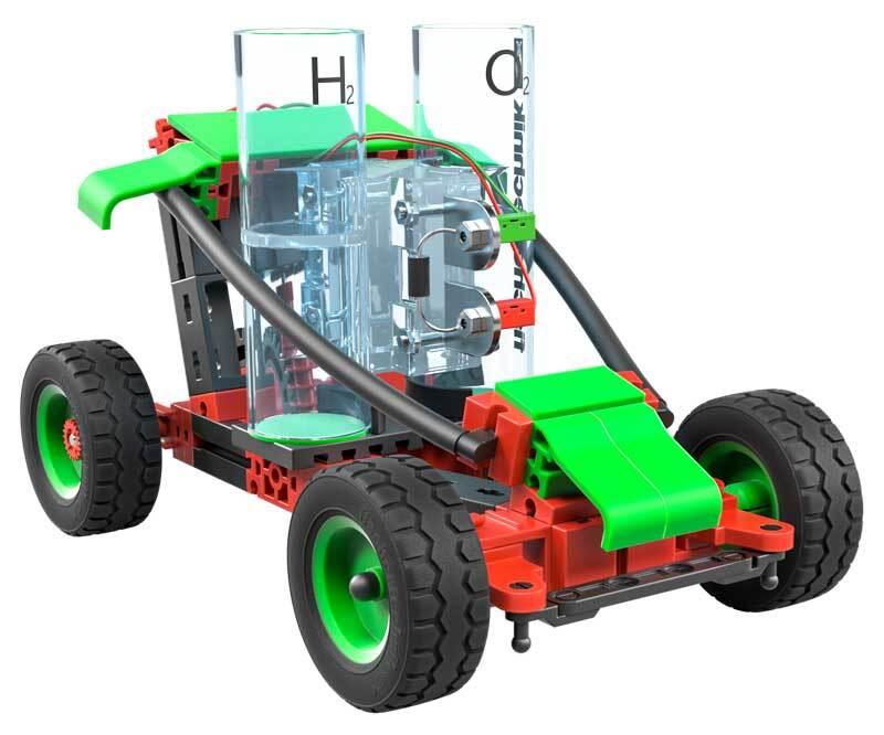 Technic bouwdoos - H² Fuel Cell Car