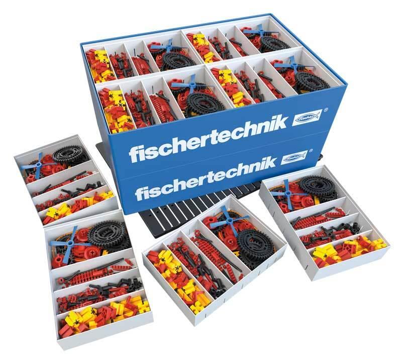Fischertechnik - CLASS SET, Gears