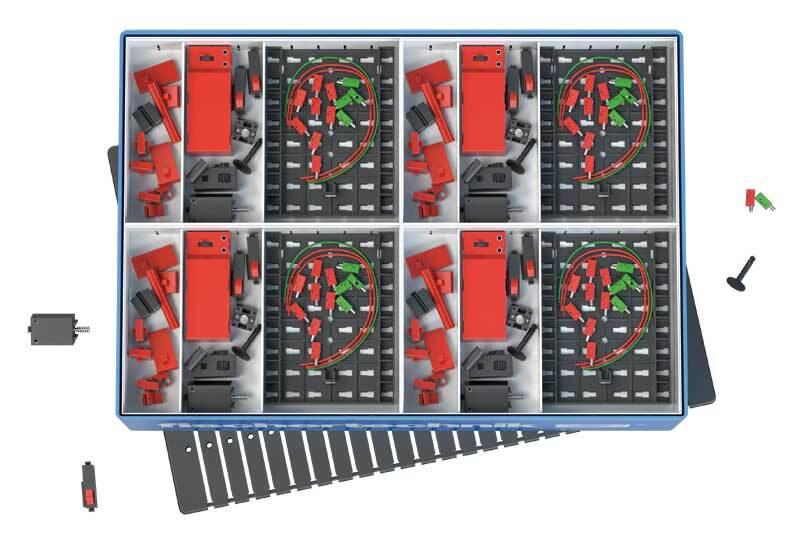 fischertechnik Klassenset, Electrical Control