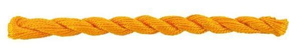 Elisa fil perlé n°3, orange