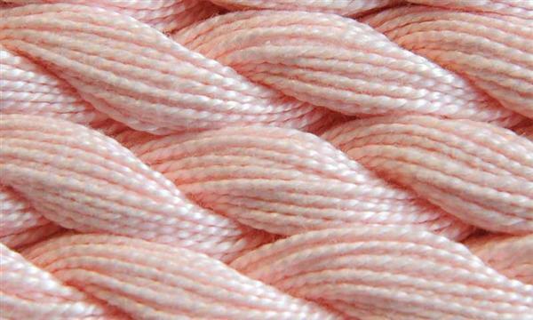 Elisa parelgaren nr. 3, roze