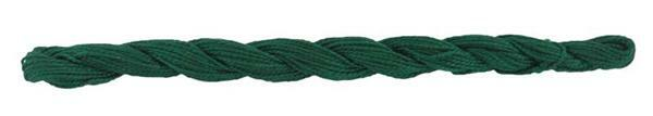 Elisa fil perlé n°5, vert foncé