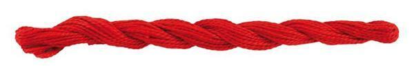 Elisa fil perlé n°3, rouge cerise