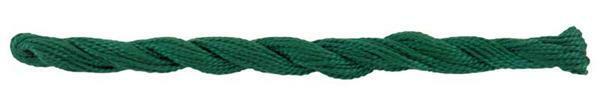 Elisa fil perlé n° 3, vert foncé