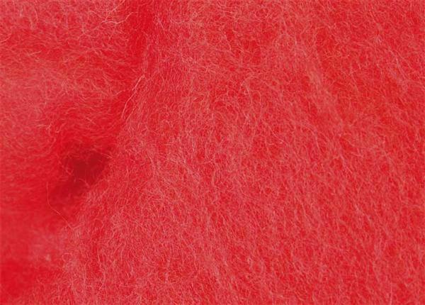 Märchenwolle - 100 g, rot