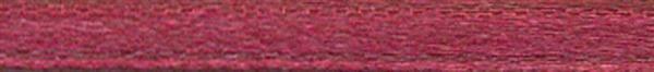 Satijnlint met zelfkant - 3 mm, wijnrood