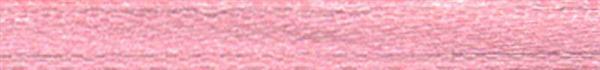 Satijnlint met zelfkant - 3 mm, oudroze