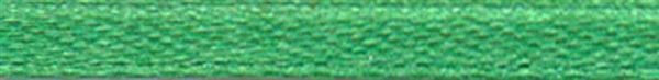 Satijnlint met zelfkant - 3 mm, groen
