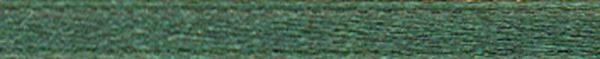 Satijnlint met zelfkant - 3 mm, donkergroen