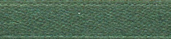 Satijnlint met zelfkant - 6 mm, donkergroen