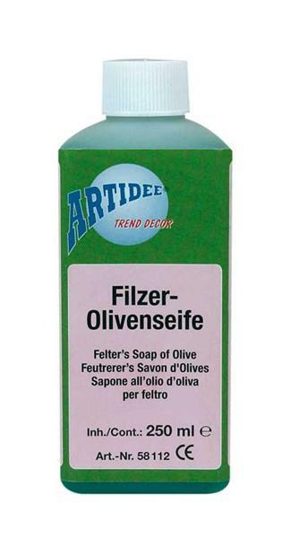Filzer - Olivenseife, 250 ml