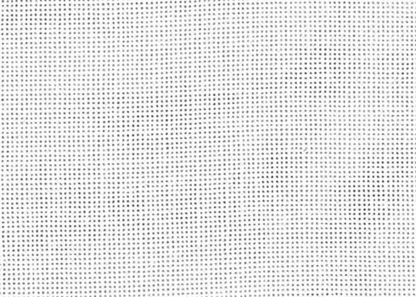 Katoen - 165 cm breed, wit