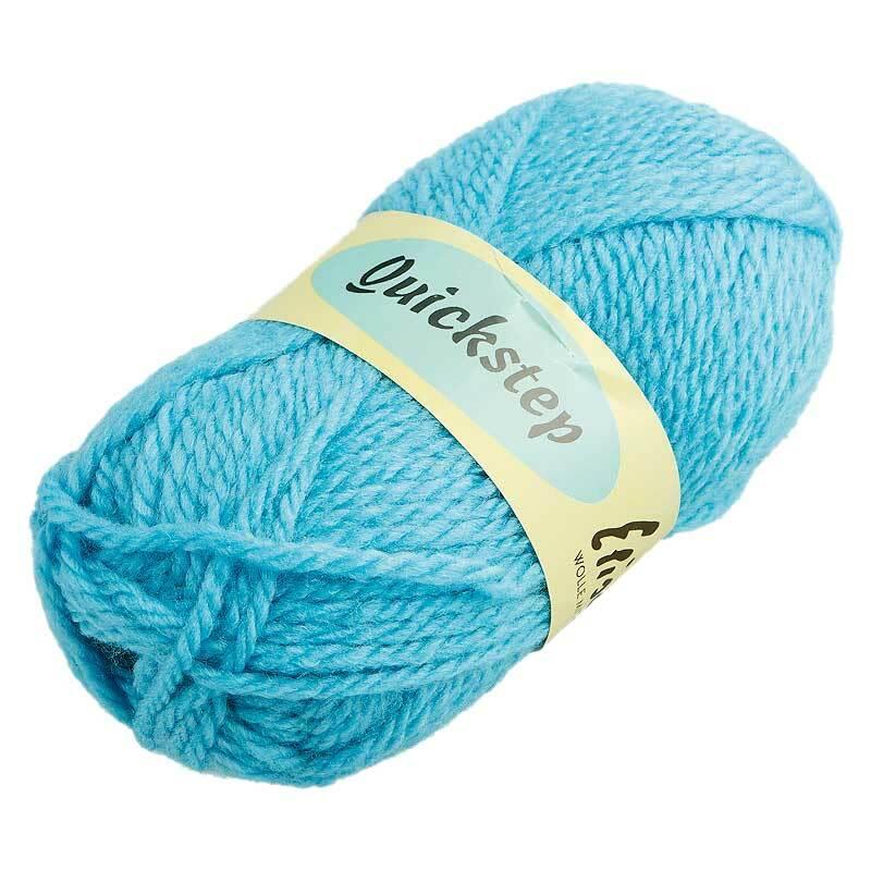 Wolle Quickstep - 50 g, türkis