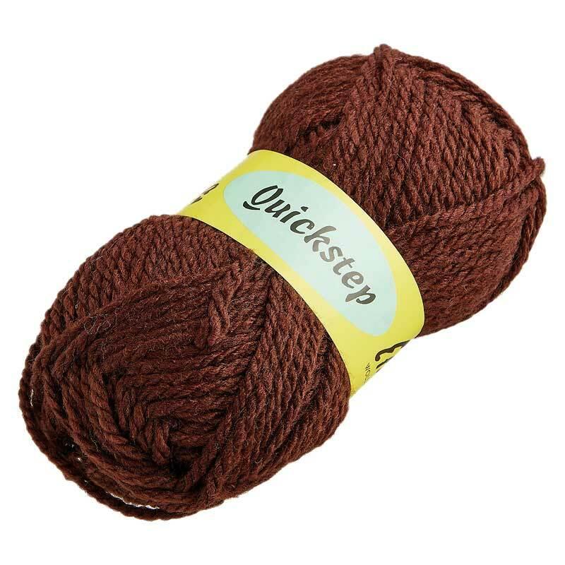 Laine Quickstep - 50 g, brun
