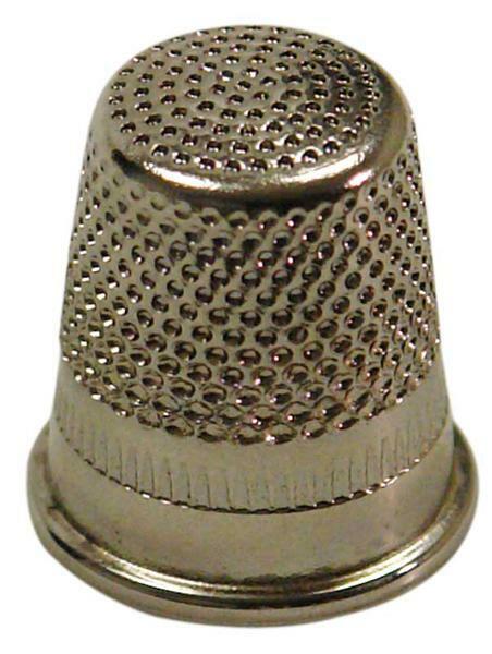 Fingerhut - silber, 16 mm