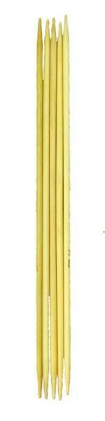 Strumpfstricknadeln Bambus, Stärke 3,5