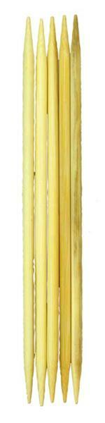 Sokkenbreinaalden bambus, dikte 6