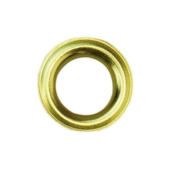 Ösen - 11 mm, 15 Stk., gold