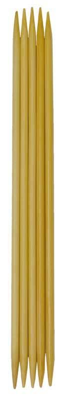 Strumpfstricknadeln Bambus, Stärke 4