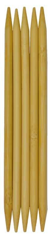 Strumpfstricknadeln Bambus, Stärke 7