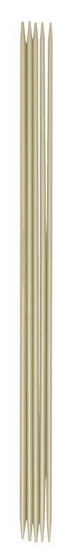Strumpfstricknadeln Alluminium, Stärke 2,5