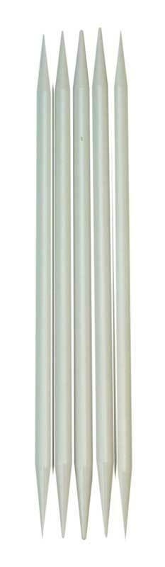 Strumpfstricknadeln Aluminium, Stärke 5