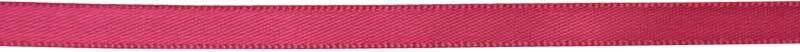 Satijnlint met zelfkant - 6 mm, bessen