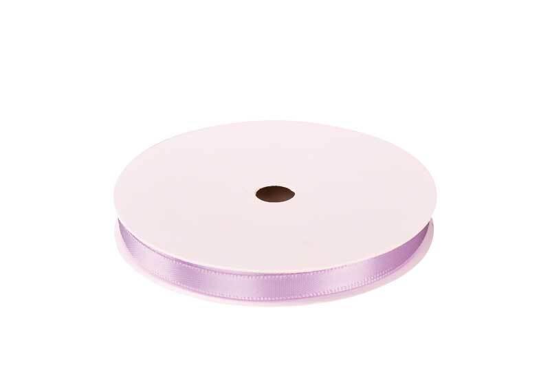 Satijnlint met zelfkant - 6 mm, seringen