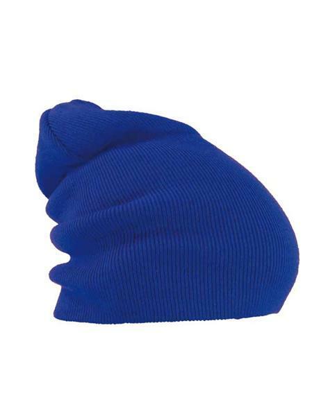 Kinder Mütze - Beanie, Unisize, blau
