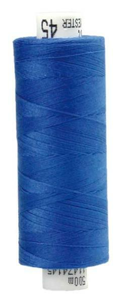 Nähgarn Drima - 500 m, blau