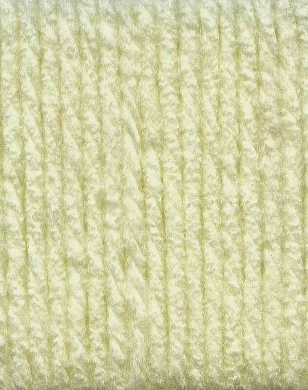Wolle Bravo Big - 200 g, natur