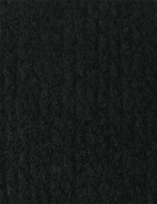 Wol Bravo Big - 200 g, zwart