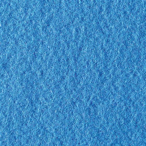 Filzplatte - 30 x 45 cm, hellblau