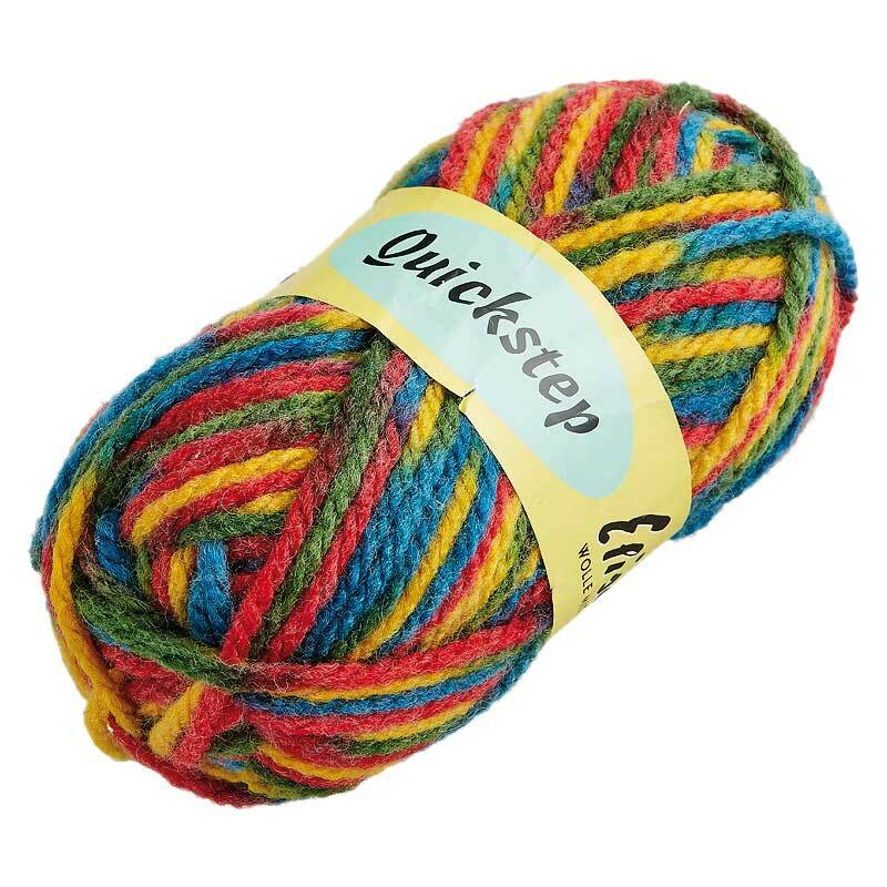 Laine Quickstep - 50 g, multicolore