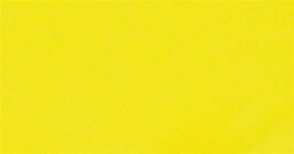 Baumwollstoff - uni, gelb
